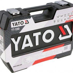 Uzgriežņatslēgu komplekts YATO 12681