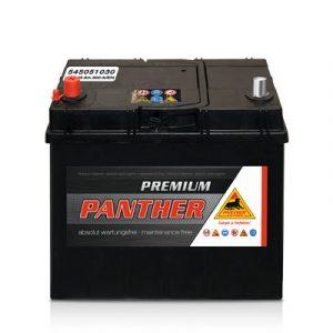 Panther 45Ah 300A/EN 12V ( + / – )
