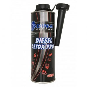 DIESEL DETOX PRODīzeļdegvielas sistēmas profesionālais tīrītājs