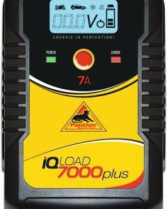 IQ-LOAD 7000 Plus 12V / 24V 3,5A / 7A