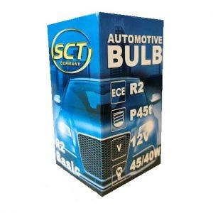 SCT  Spuldze R2 12V-45/40w