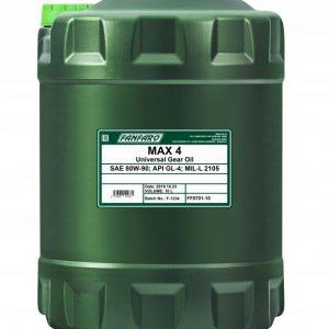 MAX 4 80W-90 Fan Faro