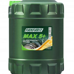 MAX 5+ SAE 80W-90 Fan Faro
