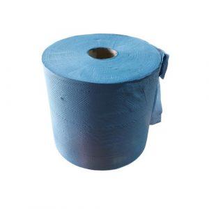 Zils Industriālais papīrs  100% celuloze 360m (1200lok.)