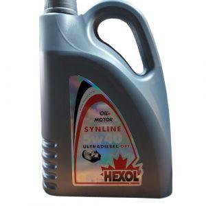 Hexol 5w40 Ultradiesel DPF 5 L