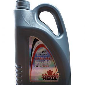 Hexol 5w40 SprintPlus 5 L